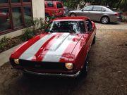 1968 Chevrolet Camaro SS Hardtop